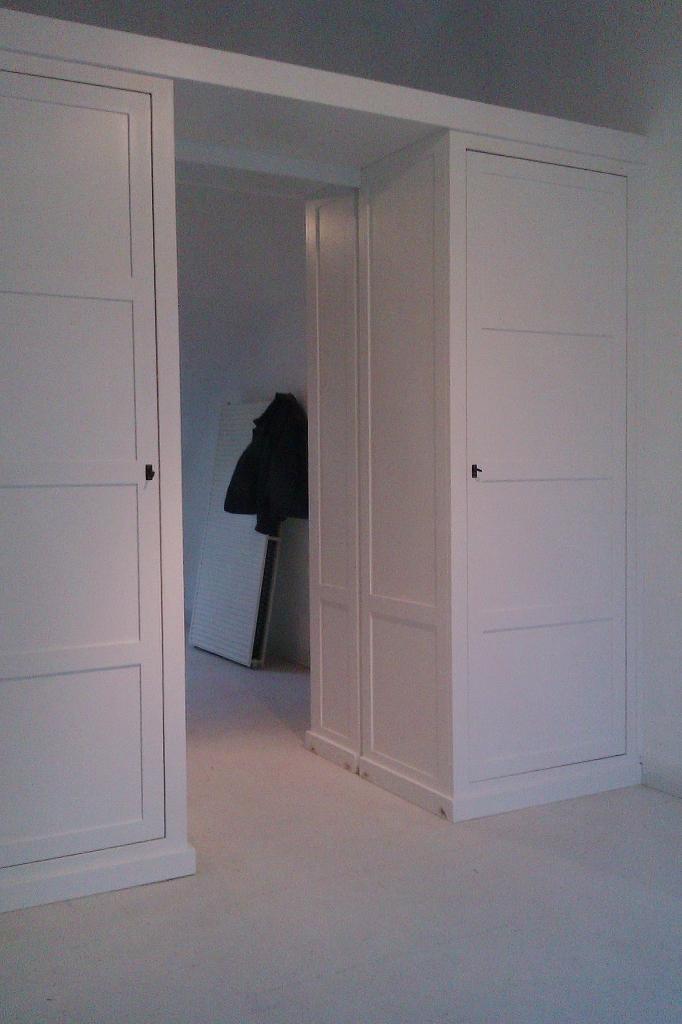 Kamer en suite | Enkele deur | Winnie Maatwerk