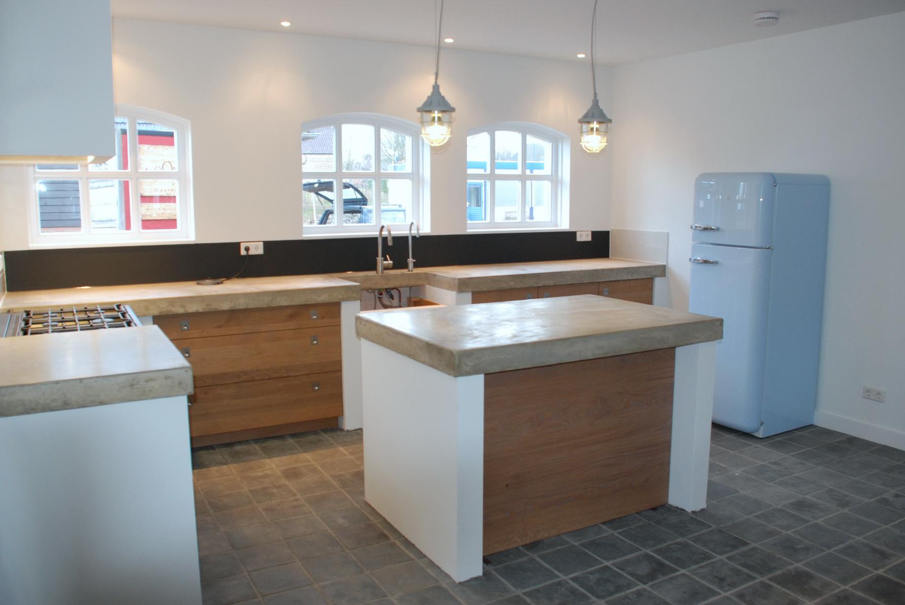 Keuken Met Betonblad : Keuken met betonblad ~ beste ideen over huis en interieur
